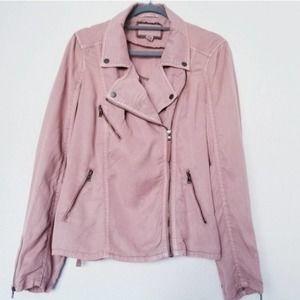 NWT Marrakech Ronika Draped Moto Jacket, Size Medium * New with Tags